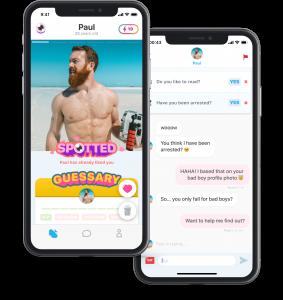Smitten dating app