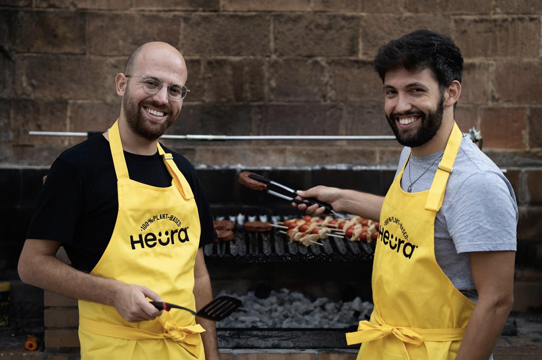 Alternative meat startup