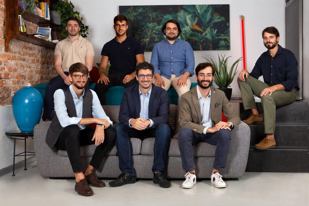 Mercurius team photo