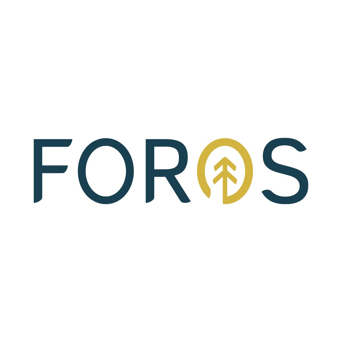 Foros's logo
