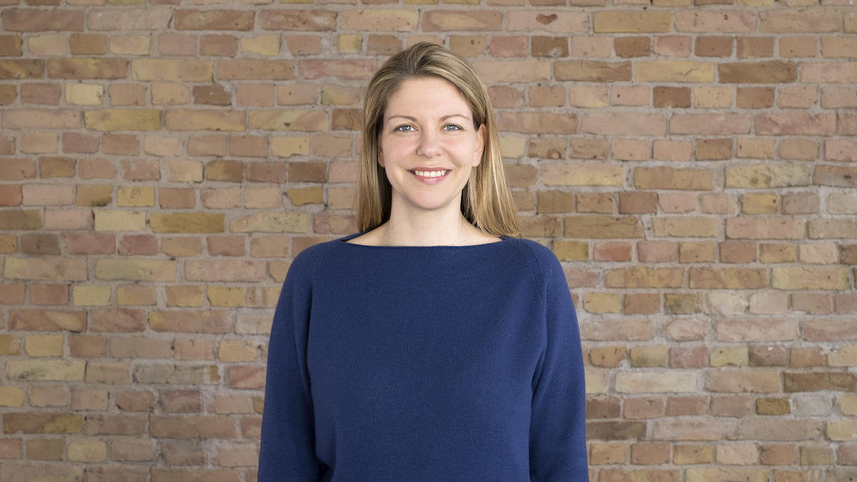 Claire Novorol, cofounder and chief medical officer at healthtech startup Ada Health