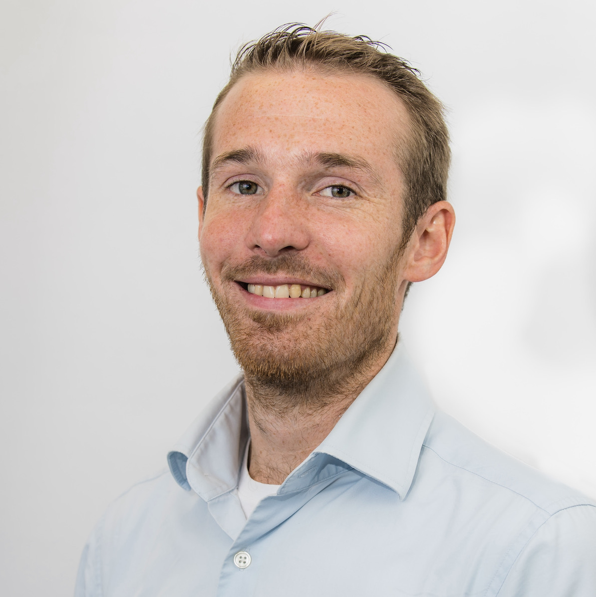 Dr Tim Guilliams, cofounder and chief executive of healthtech startup Healx