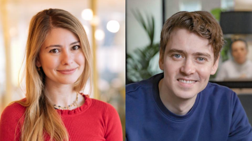 Tech power couples - Suzanne Ashman and Euan Blair