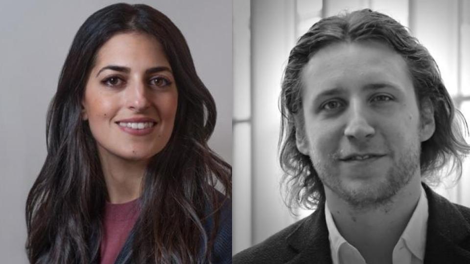 Tech's power couples - Leila Rastegar Zegna and Edoardo Zegna