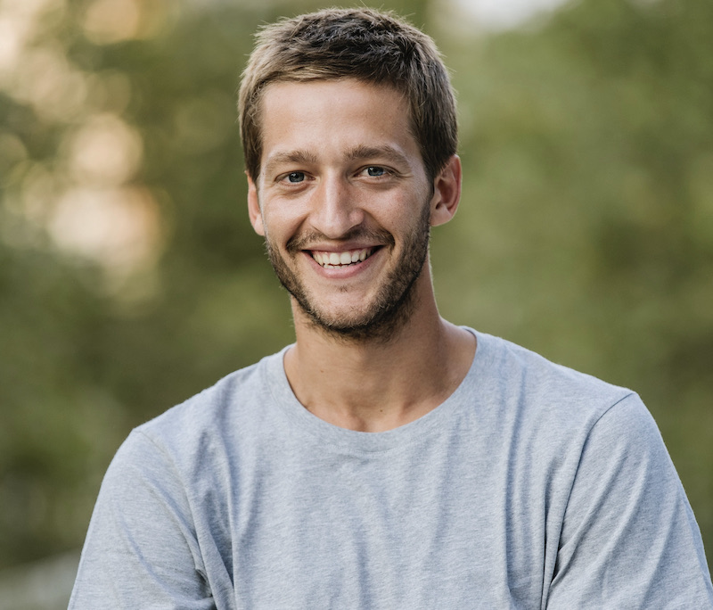 Oscar Pierre, chief executive and cofounder of food tech startup Glovo
