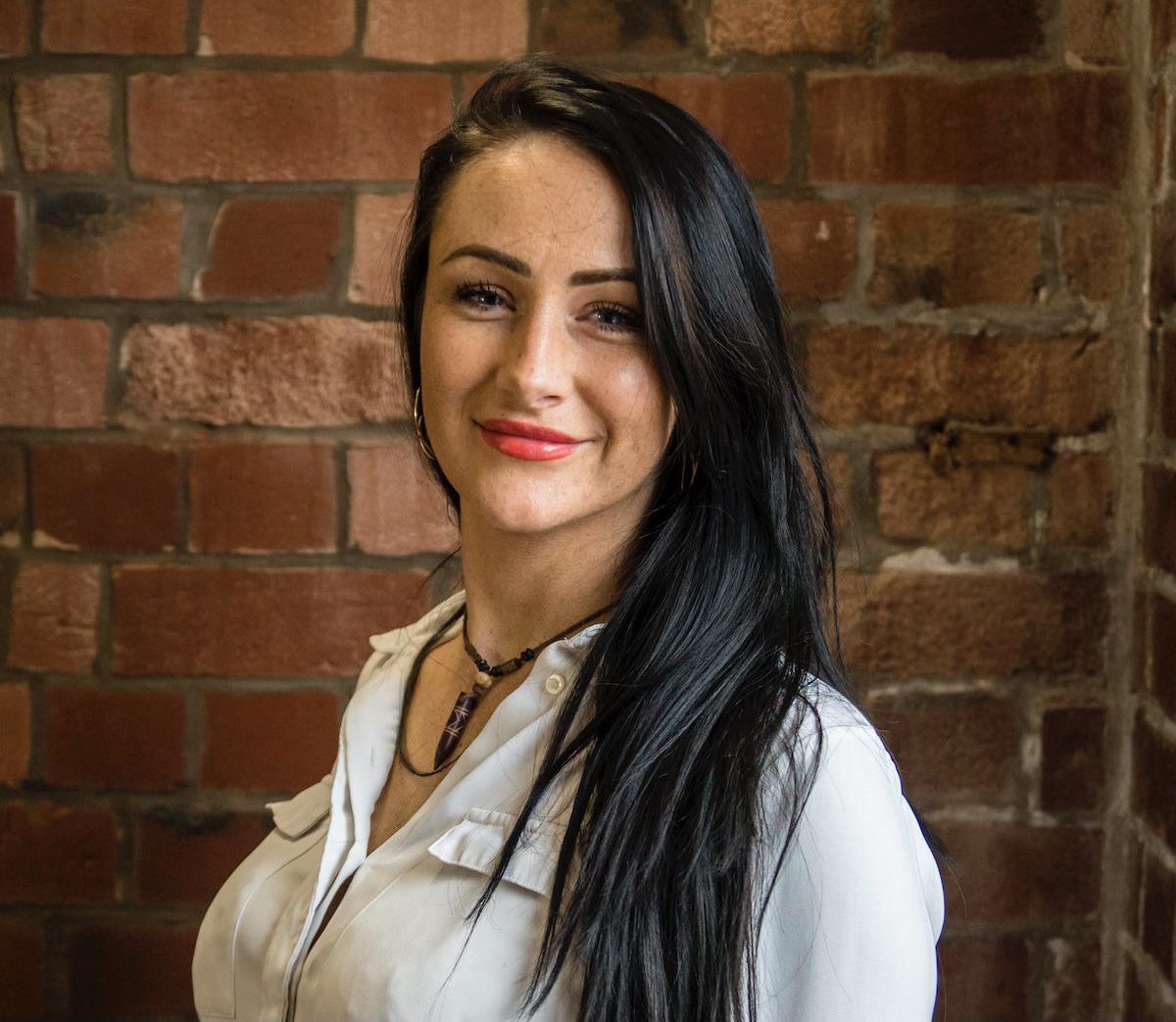 Becky Hilton, cofounder of food tech startup The Modern Milkman
