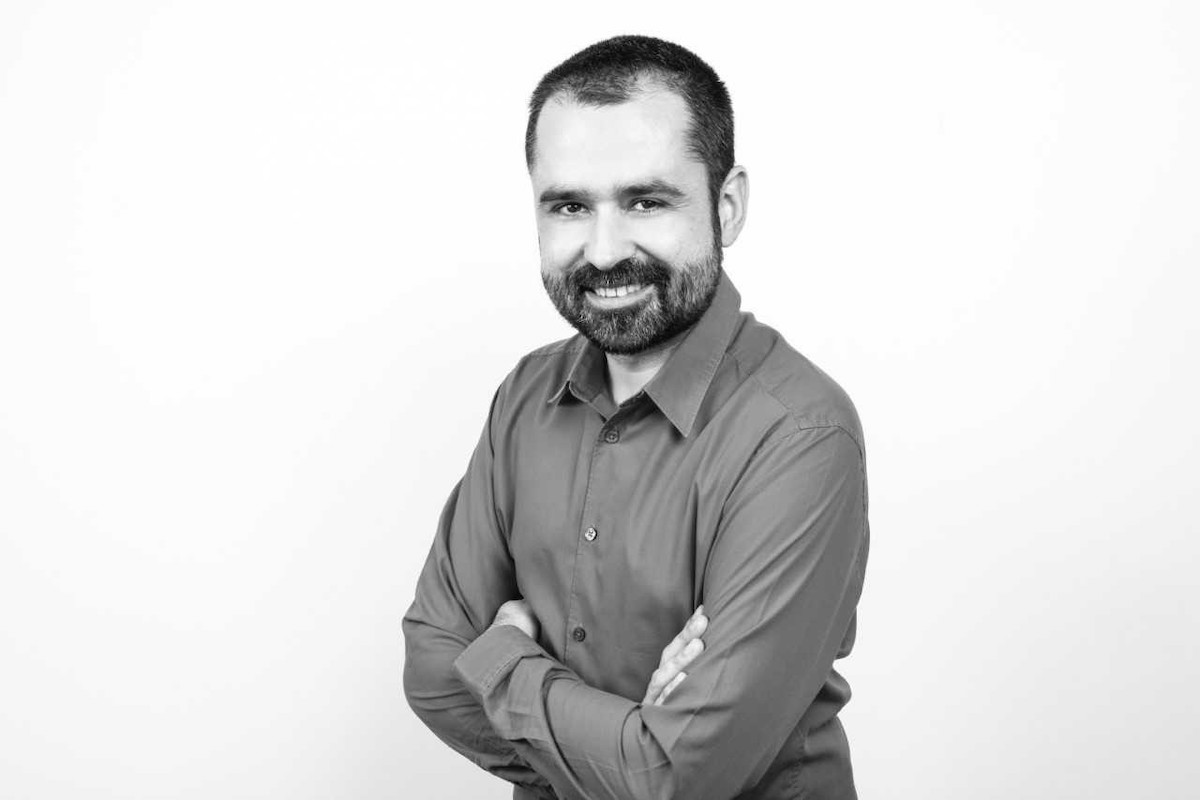 Antoine Hubert, chief executive and cofounder of food tech startup Ynsect