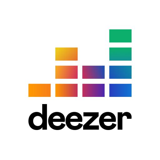 Deezer's logo