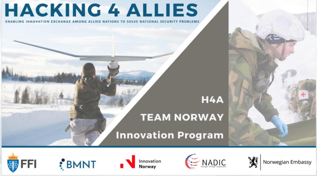 Hacking 4 Allies Norway