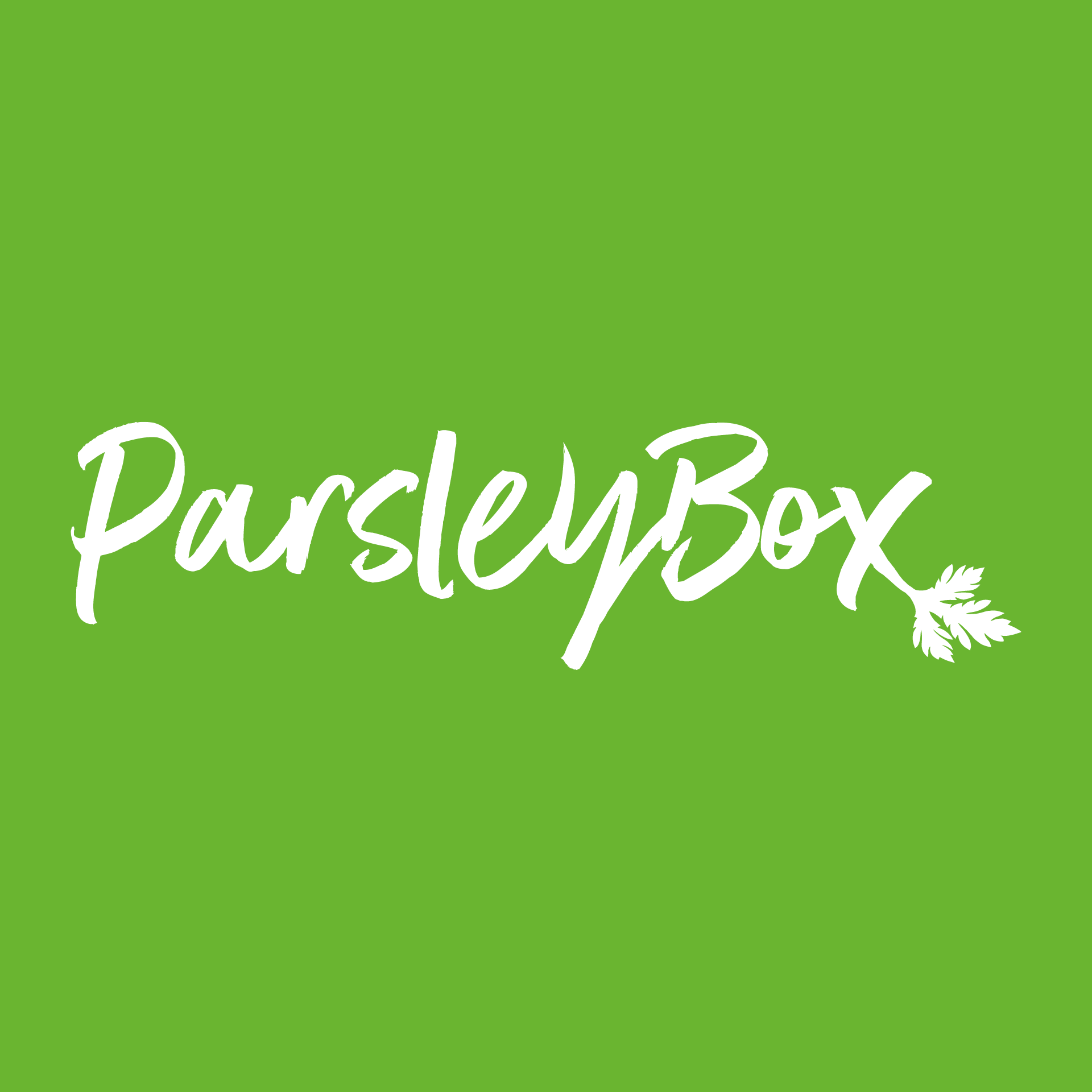 Parsley Box's logo