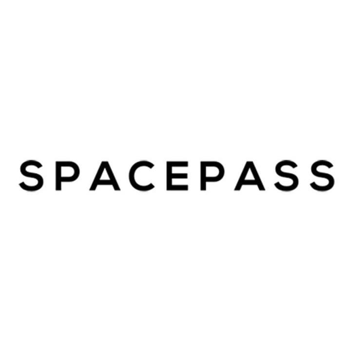 SpacePass's logo