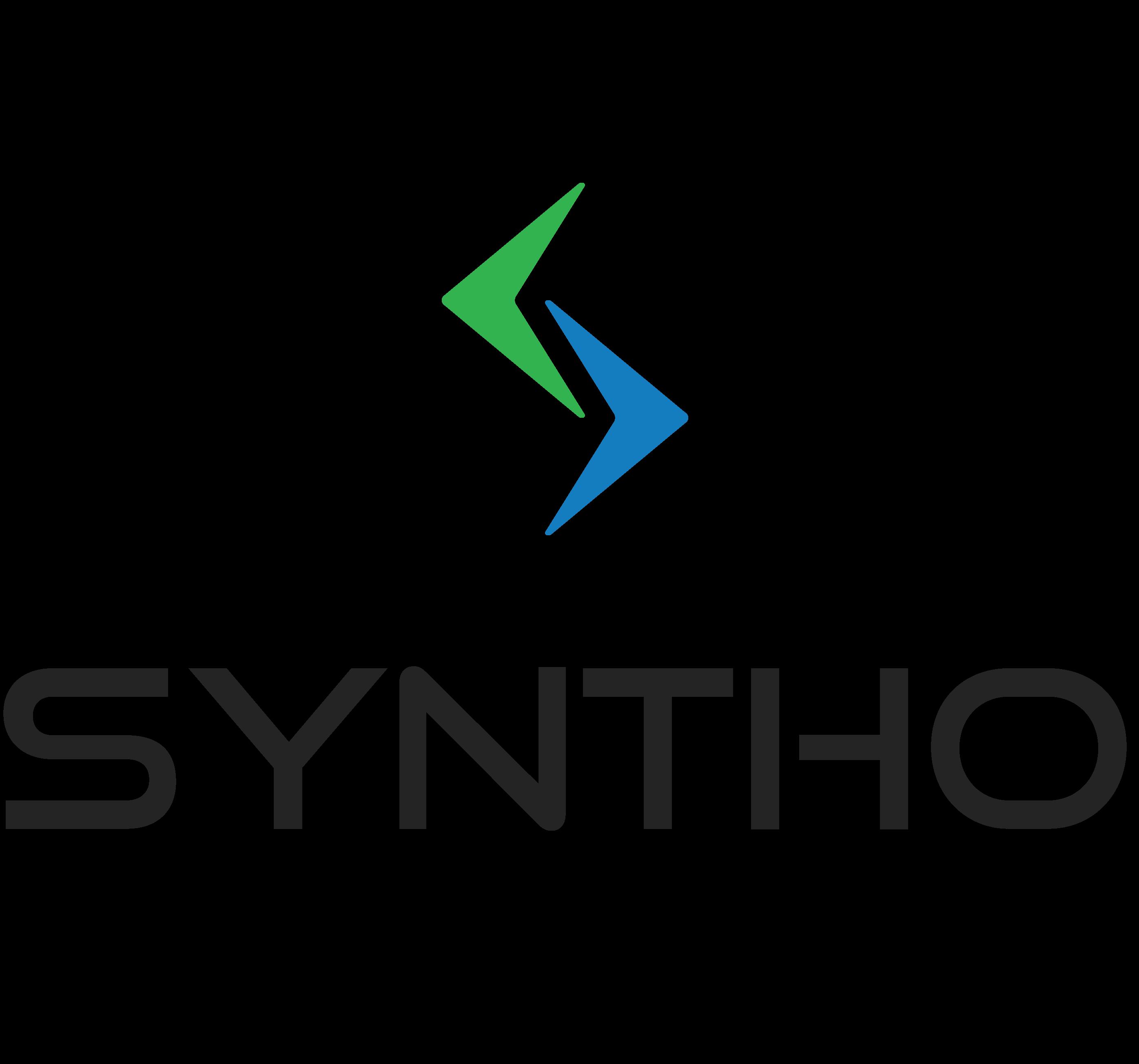 Syntho's logo