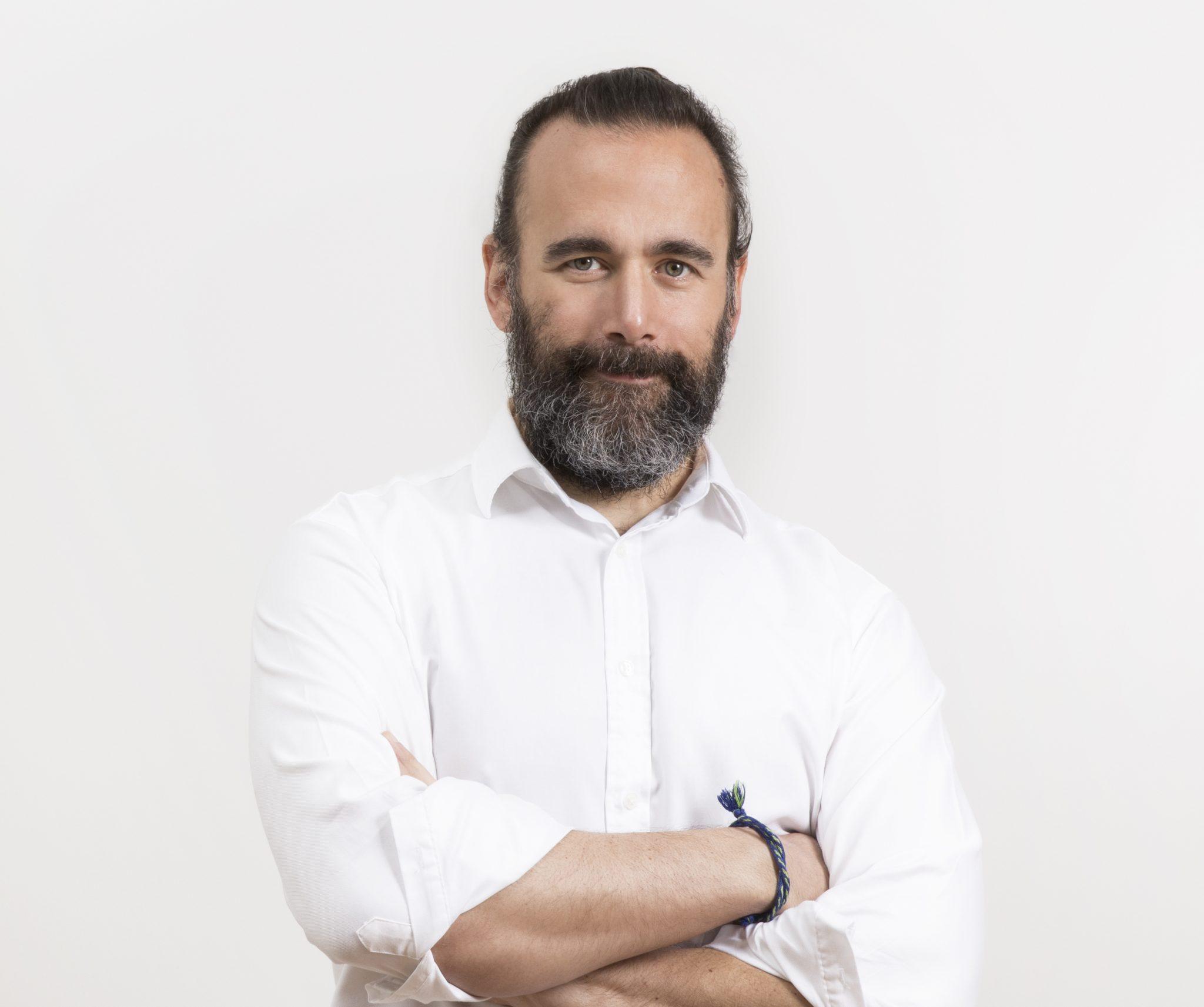Ali Karabey — managing director at 212, a VC in Turkey