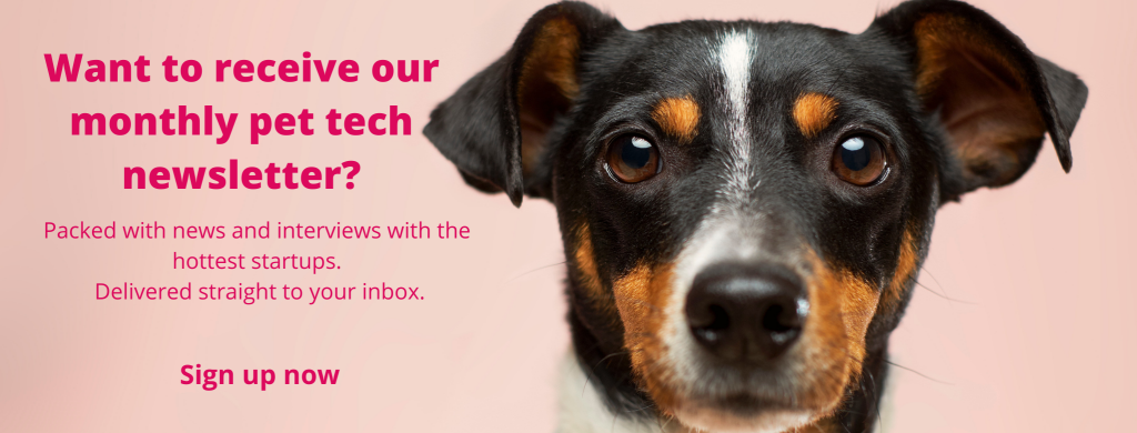 Pet tech newsletter