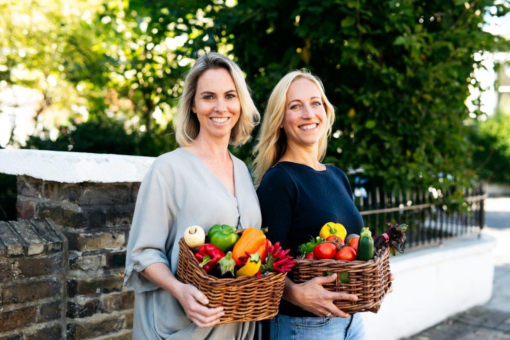 Tessa Clarke and Saasha Celestial-One, the cofounders of Olio