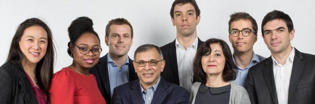 TotalEngergies Neutrality Ventures team photo