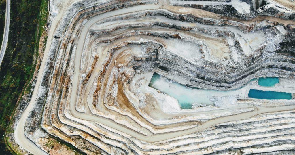 Mine in Barossa Valley, Australia
