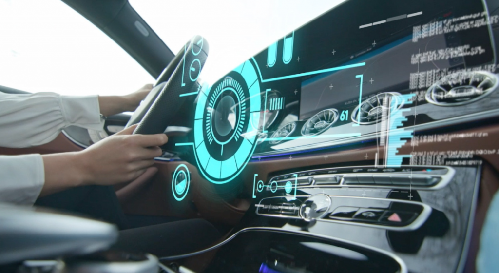 B-Secur car sensors