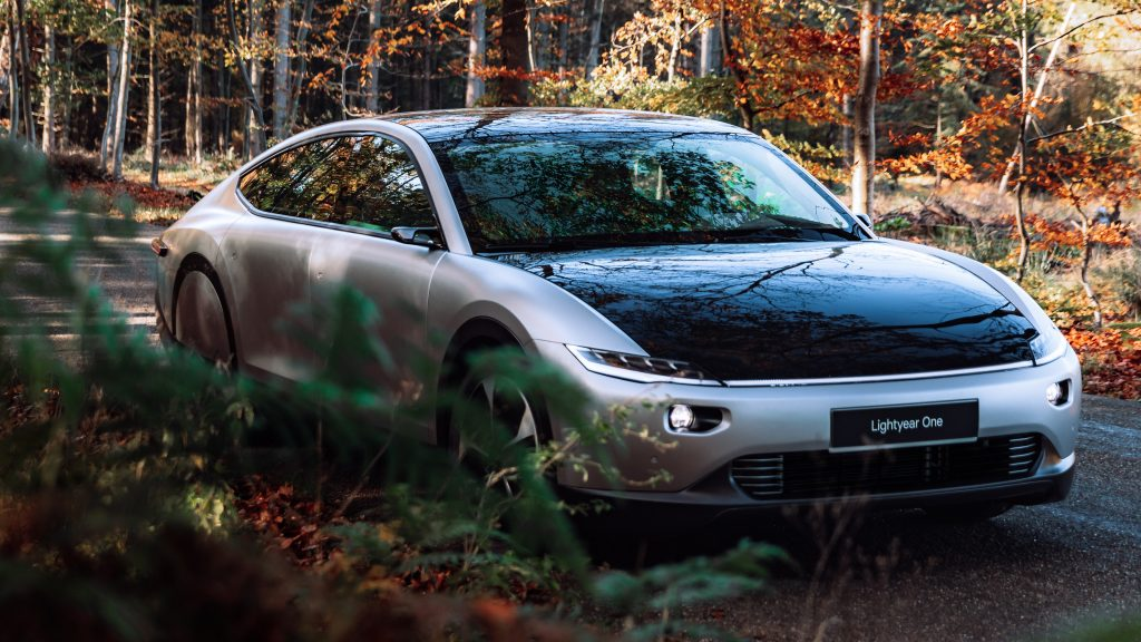 Lightyear solar-powered car