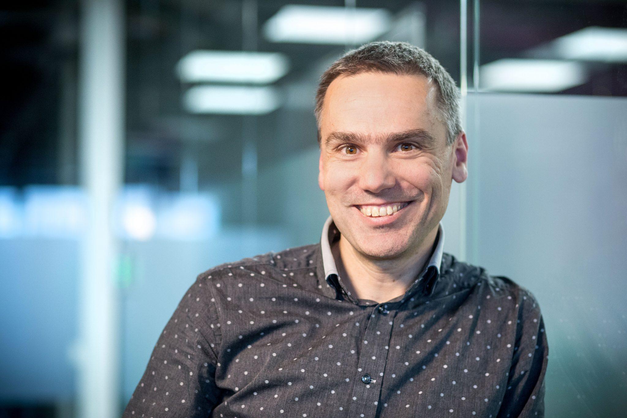Jan Habermann, cofounder and managing partner at deeptech-focused VC Credo Ventures.