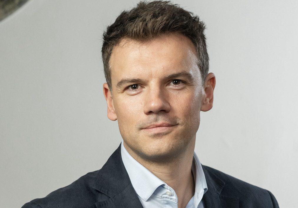 Pierre Socha, partner at health focused VC Amadeus Capital Partners.